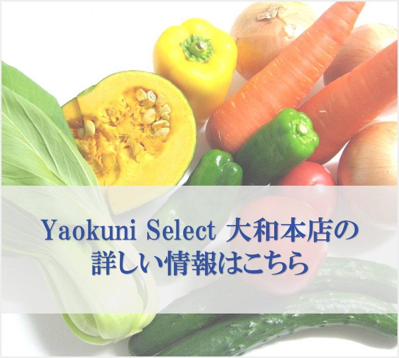 Yaokuni Select 大和本店